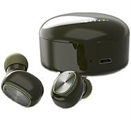 economico -ABODOS TW11 Auricolari wireless Cuffie TWS Bluetooth5.0 Design ergonomico Stereo Dotato di microfono per Apple Samsung Huawei Xiaomi MI Cellulare