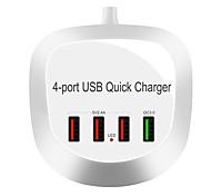 economico -36 W Potenza di uscita USB Caricatore USB Caricatore del telefono Caricabatterie portatile Per iPad Cellulari