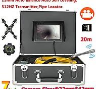 economico -Outlet di fabbrica F927DABTX-20M/30M/40M/50M Endoscopio digitale per fotocamera industriale 1 mp Luce LED A mano Tubatura 50M