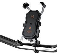 economico -Supporto per cellulare Moto All'aperto Supporto per telefono per bici e moto Porta telefono Tipo di fibbia Regolabili Lega di alluminio ABS Appendini per cellulare iPhone 12 11 Pro Xs Xs Max Xr X 8