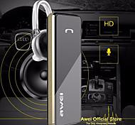 economico -AWEI A850BL Vivavoce telefono guida auricolare Bluetooth 4.0 Design ergonomico Stereo Dotato di microfono per Apple Samsung Huawei Xiaomi MI Uso quotidiano Viaggi All'aperto Cellulare