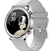 economico -V23 Intelligente Guarda Bluetooth IP 67 Impermeabile Schermo touch Monitoraggio frequenza cardiaca Timer Cronometro Pedometro Cassa dell'orologio da 43 mm per Android iOS