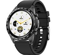 economico -MAX3 Intelligente Guarda Bluetooth IP 67 Impermeabile Schermo touch Monitoraggio frequenza cardiaca Timer Cronometro Pedometro Cassa dell'orologio da 46 mm per Android iOS