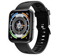 economico -P8plus Intelligente Guarda Bluetooth IP 67 Impermeabile Schermo touch Monitoraggio frequenza cardiaca Timer Cronometro Pedometro Cassa dell'orologio da 43 mm per Android iOS