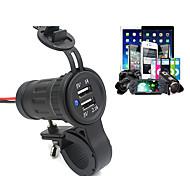 economico -15.5 W Potenza di uscita USB Caricatore per auto Caricatore veloce Caricabatterie portatile Per iPad Universale Cellulari