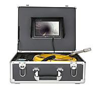 economico -Outlet di fabbrica F927DTX-20M/30M/40M/50M Endoscopio digitale per fotocamera industriale 1 mp Registrazione di immagini e funzioni video Portatile Luce LED A mano IP68 impermeabile Tubatura 50M