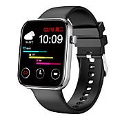 economico -Life1 Intelligente Guarda Bluetooth IP 67 Impermeabile Schermo touch Monitoraggio frequenza cardiaca Timer Cronometro Pedometro Cassa dell'orologio da 38 mm per Android iOS