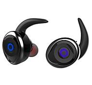economico -AWEI T1 Auricolari wireless Cuffie TWS Bluetooth 4.2 Design ergonomico Stereo Dotato di microfono per Apple Samsung Huawei Xiaomi MI Uso quotidiano Viaggi All'aperto Cellulare