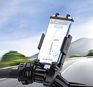 economico -Supporto per cellulare Moto Bicicletta Supporto per telefono per bici e moto Supporto per auto Tipo di gravità Regolabili 360 ° di rotazione Silicone ABS Appendini per cellulare iPhone 12 11 Pro Xs