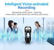 economico -Registratore vocale digitale LITBest S1 32GB Portatile Registratore vocale digitale Registrazione Lettore MP3 Ricaricabile per Viaggi Incontro