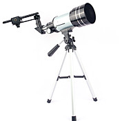 economico -150 X 70 mm Telescopi Rifrattore acromatico Pieghevole Regolabili 98 m Rivestimento multistrato