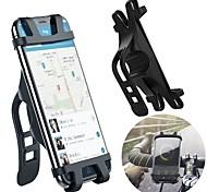 economico -UGREEN Supporto per cellulare Bicicletta Supporto per telefono per bici e moto Regolabili Silicone Lega di alluminio Appendini per cellulare iPhone 12 11 Pro Xs Xs Max Xr X 8 Samsung Glaxy S21 S20