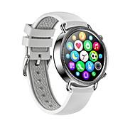 economico -V25 Intelligente Guarda Bluetooth IP 67 Impermeabile Schermo touch Monitoraggio frequenza cardiaca Timer Cronometro Pedometro Cassa dell'orologio da 43 mm per Android iOS