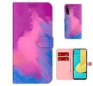 economico -telefono Custodia Per LG Integrale K52 LG Stylo 5 K42 K62 LG K50 K41S K51S Resistente agli urti A prova di sporco Colore graduale e sfumato pelle sintetica