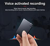 economico -Registratore vocale digitale LITBest K2 32GB Portatile Registratore vocale digitale Registrazione Lettore MP3 Ricaricabile per Viaggi Incontro