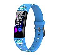 economico -Y99 Intelligente Bracciale IP68 Monitoraggio frequenza cardiaca Misurazione della pressione sanguigna Sportivo Pedometro Avviso di chiamata Promemoria sedentario Cassa dell'orologio da 17 mm per
