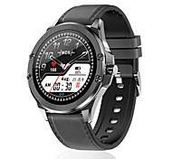 economico -S11 Intelligente Guarda Bluetooth IP 67 Impermeabile Schermo touch Monitoraggio frequenza cardiaca Timer Cronometro Pedometro Cassa dell'orologio da 43 mm per Android iOS