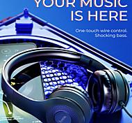 economico -HOCO W21 Cuffie auricolari Jack audio da 3,5 mm PS4 PS5 XBOX Design ergonomico Stereo Dotato di microfono per Apple Samsung Huawei Xiaomi MI Cellulare