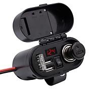 economico -15 W Potenza di uscita USB Caricatore per auto Caricatore veloce Caricabatterie portatile Per iPad Universale Cellulari