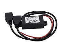 economico -25 W Potenza di uscita USB Caricatore per auto Caricatore veloce Caricabatterie portatile Per iPad Universale Cellulari
