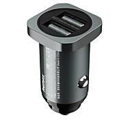 economico -Remax 25 W Potenza di uscita USB Presa per caricabatteria USB per auto Per iPad Cellulari
