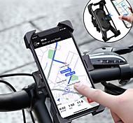 economico -WiWU Supporto per cellulare Moto Bicicletta Supporto per telefono per bici e moto Regolabili ABS Appendini per cellulare iPhone 12 11 Pro Xs Xs Max Xr X 8 Samsung Glaxy S21 S20 Note20