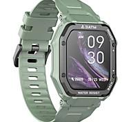 economico -C16 Intelligente Guarda Bluetooth IP 67 Impermeabile Schermo touch Monitoraggio frequenza cardiaca Timer Cronometro Pedometro Cassa dell'orologio da 43 mm per Android iOS