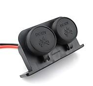 economico -120 W Potenza di uscita USB Caricatore per auto Caricatore veloce Caricabatterie portatile Per iPad Universale Cellulari