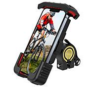 economico -Joyroom Supporto per cellulare Bicicletta Supporto per telefono per bici e moto 360 ° di rotazione ABS Appendini per cellulare iPhone 12 11 Pro Xs Xs Max Xr X 8 Samsung Glaxy S21 S20 Note20