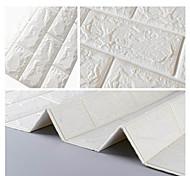economico -70 * 77 cm adesivi murali in mattoni 3d arredamento camera da letto soggiorno