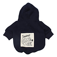 ieftine -Câine Hanorace cu Glugă Animal Îmbrăcăminte Câini Costume Bumbac XS S M L