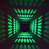 ieftine -BriLight Modern contemporan Metal Lumina de perete 90-240V 3 W / LED Integrat