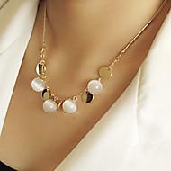 ieftine -Pentru femei Coliere cu Pandativ Modă Aliaj Coliere Bijuterii Pentru Petrecere