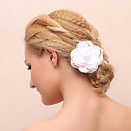 رخيصةأون -النسيج الزهور خوذة الزفاف حزب الأنيق الكلاسيكية الأنثوية نمط