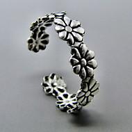ieftine -Inel pentru degetul de la picior femei Design Unic European Pentru femei Bijuterii de corp Pentru Zilnic Casual Aliaj Argintiu