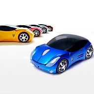 silent creative car Kablosuz Yenilik Mouse 800 3 AAA Pil enerjili
