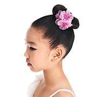 رخيصةأون -Dance Accessories / رقص الباليه أغطية الرأس التدريب أورجنزا زهور