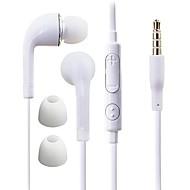 In het oor Bekabeld Hoofdtelefoons Muovi Mobiele telefoon koptelefoon Met volumeregeling / met microfoon / Geluidsisolerende koptelefoon