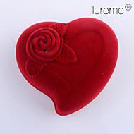 رخيصةأون -الورود صندوق المجوهرات - شائع أحمر 5.5 cm 4 cm 4 cm / نسائي