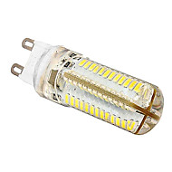 povoljno -YWXLIGHT® 1pc 6 W LED klipaste žarulje 600 lm G9 T 104 LED zrnca SMD 3014 Toplo bijelo Hladno bijelo 220-240 V