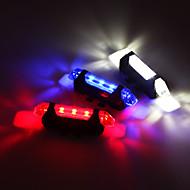 economico -Luci bici Luce posteriore per bici luci di sicurezza LED Ciclismo da montagna Bicicletta Ciclismo Impermeabile Portatile Con batteria Regolabili Batteria ricaricabile 80 lm Li-Batteria integrata