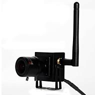رخيصةأون -واي فاي كاميرا IP مصغرة onvif أصغر كاميرا لاسلكية واي فاي الملكية الفكرية 2.8-12mm دليل فارمكولك عدسة التكبير 1080p 2.0mp HD