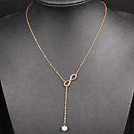 povoljno -Žene Choker oglice Ogrlice s privjeskom Moda Legura Ogrlice Jewelry Za Dnevno Kauzalni Rad
