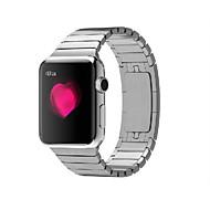 economico -Cinturino per orologio  per Apple Watch Series 5/4/3/2/1 Apple fibbia a farfalla Acciaio inossidabile Custodia con cinturino a strappo