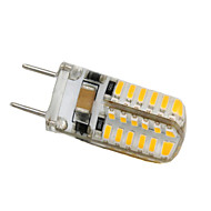 3W 250-300 lm G8 LED à Double Broches T 48 diodes électroluminescentes SMD 3014 Décorative Blanc Chaud Blanc Froid AC 110-130V