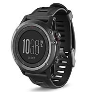 Horlogeband voor Fenix 3 Garmin Sportband Silicone Polsband