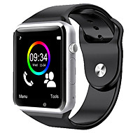 w8 bluetooth smartwatch med kamera 2g sim tf kort slot smartwatch telefon til android iphone