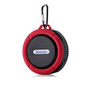 На открытом воздухе Водонепроницаемый Мини Портативные Bult микрофон Bluetooth 2.1 Беспроводные колонки Bluetooth Черный Оранжевый