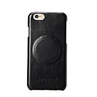 voordelige -hoesje Voor Apple iPhone 8 Plus / iPhone 8 / iPhone 7 Plus Schokbestendig Achterkant Effen Hard aitoa nahkaa