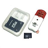 povoljno -mravi 4gb micro sd kartica tf memorijska kartica class6 s čitačem kartica adaptera antw5-4